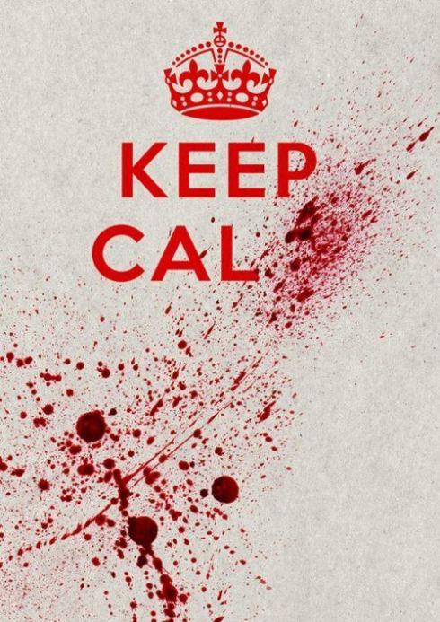 """""""Keep Calm"""" é o caralho!"""